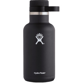 Hydro Flask Wide Mouth Beer Bottle 1900ml black